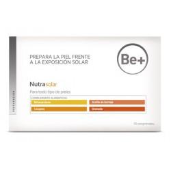 Be+ Nutrasolar 90 comprimidos