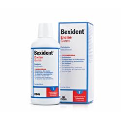 bexident colutorio encias clorhexidina 250 ml