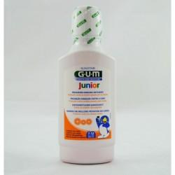 Gum colutorio junior sabor naranja 300 ml