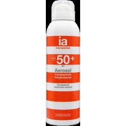 Interapothek aerosol fotoprotector transparente 200 ml