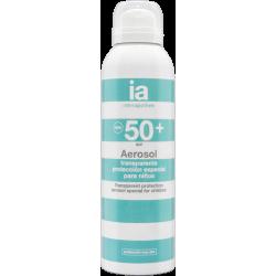 Interapothek aerosol transparente 50+ especial niños