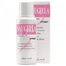 Saugella poligyn rosa pH neutro 250 ml