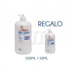 Nutraisdin loción hidratante 500 ml+ 50ml gratis