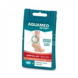 Aquamed active apósitos hidrocoloide  grandes
