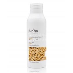 Aldem leche hidratante corporal avena 400  ml