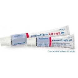 Hirudoid forte 4.45mg/g gel