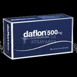 Daflon 500 mg comprimidos recubiertos