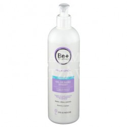 Be+ Gel de Baño Syndet 400 ml