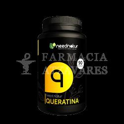 Neednatur Queratina 90 cápsulas