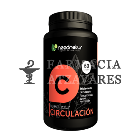 Neednatur Circulación 60 cápsulas