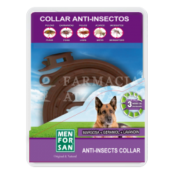 Menforsan Collar Anti-insectos