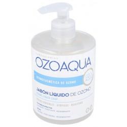 Jabón Líquido de Ozono Ozoaqua 500 ml