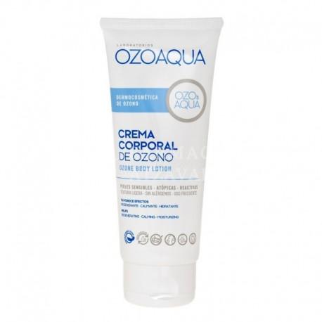 Crema corporal de ozono Ozoaqua 200 ml