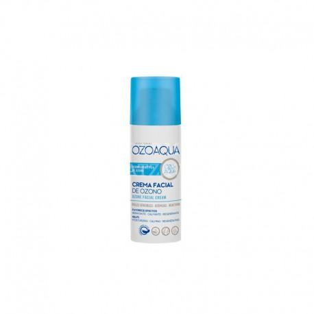 Crema facial de ozono Ozoaqua 50 ml