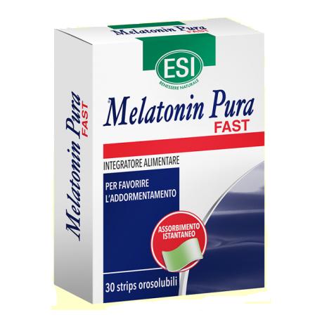 ESI Melatonina Pura Fast 30 láminas